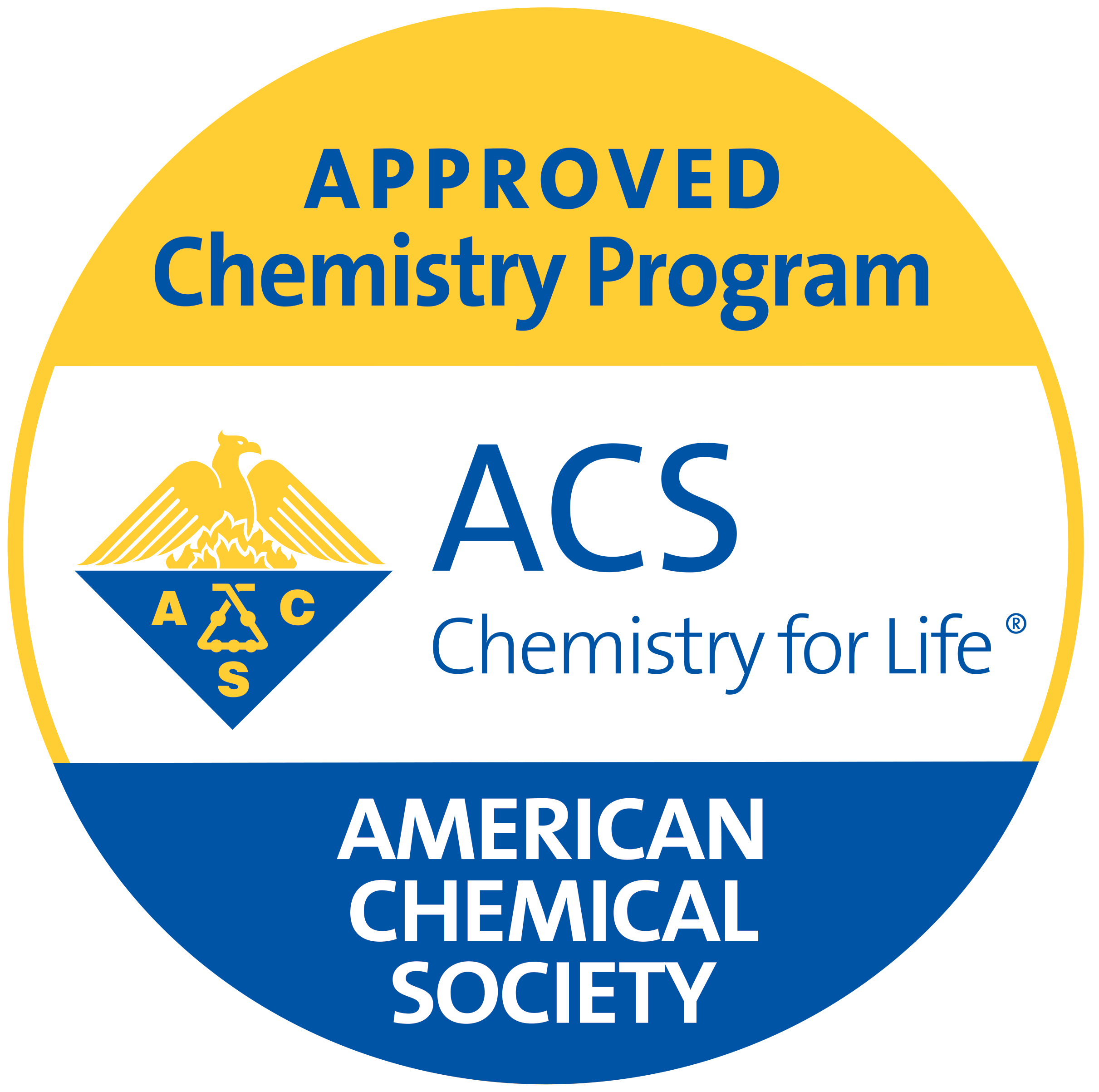 ACS accreditation logo
